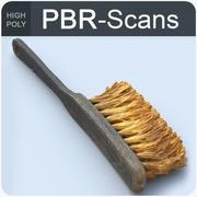 brush-hi 3d model