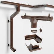 Système de vidange 3d model
