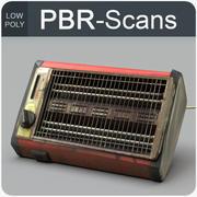 26_heater_low 3d model