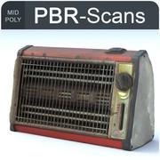 26_Heater_mid 3d model