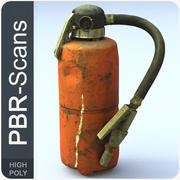 17_extinguisher-hi 3d model