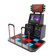 ダンスマシン 3d model