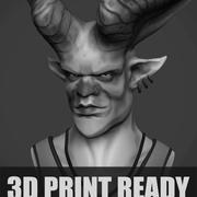 Ich heiße Satan 3d model