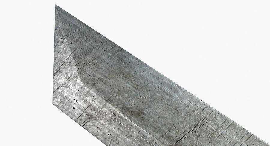 バスターソード royalty-free 3d model - Preview no. 5