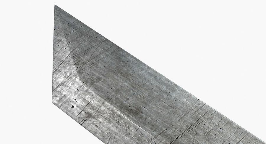 Épée Buster royalty-free 3d model - Preview no. 5