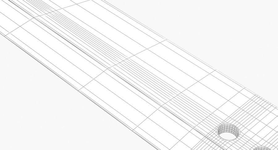 バスターソード royalty-free 3d model - Preview no. 18