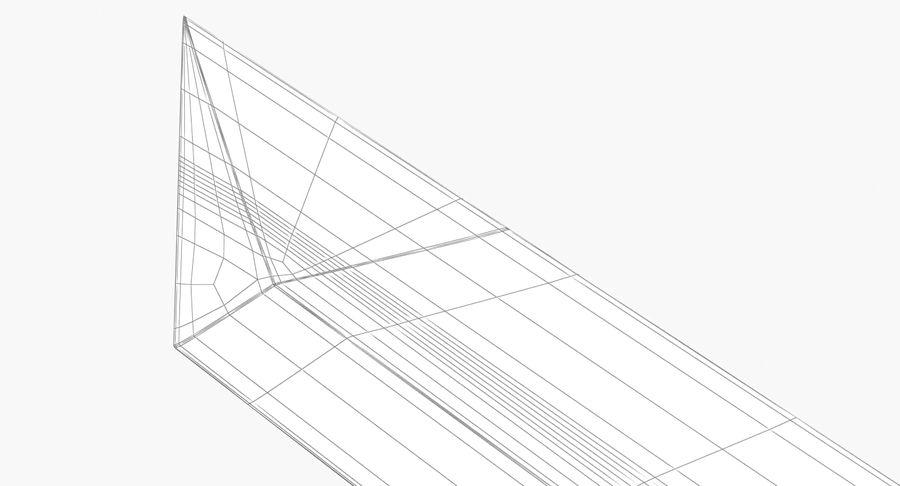 Épée Buster royalty-free 3d model - Preview no. 19