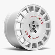 OZ Racing Rally Wheel 3d model