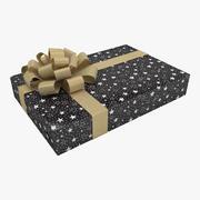Xmas Gift 02 3d model
