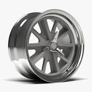 American Racing Heritage Wheel 3d model