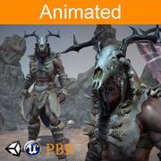 Personagem Orc Ursag 3d model