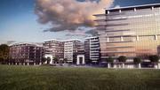 Office Business Park 3d model