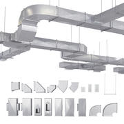 Havalandırma 3d model