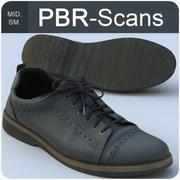 135_shoes-mid 3d model