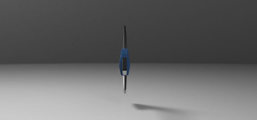 Tomahawk royalty-free modelo 3d - Preview no. 5