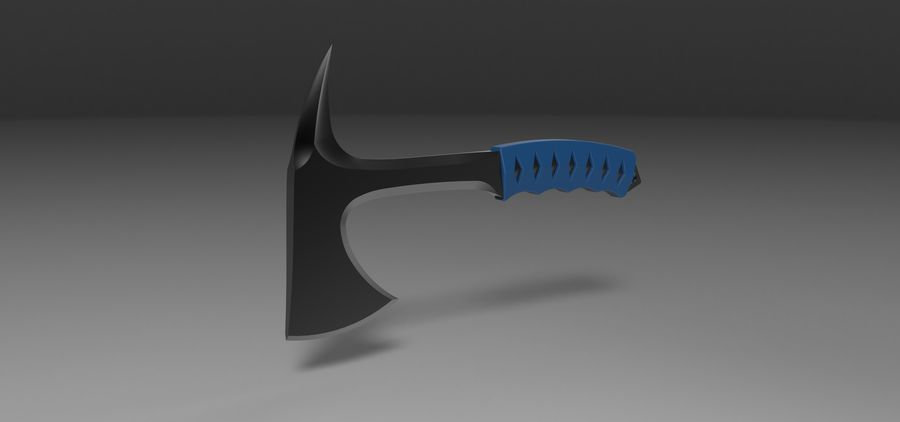 Tomahawk royalty-free modelo 3d - Preview no. 1