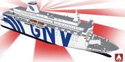 SNAV Адриатико 3d model