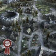 Mittelalterliche Stadt 3d model