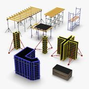 Formworks Collection 3d model
