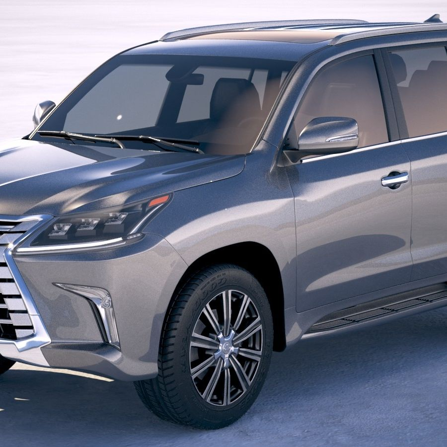 List Of Synonyms And Antonyms Of The Word: Lexus Lx 570 2021