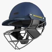 Cricket Helmet Masuri 05 3d model