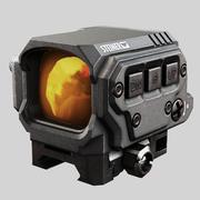 Reflex Sight Steiner R1X 3d model