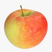 Apple 4 3D Scan 3d model