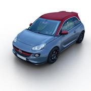 Opel Adam S 2017 3d model