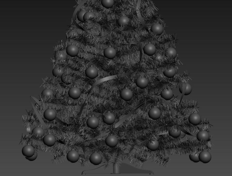 크리스마스 트리 royalty-free 3d model - Preview no. 6
