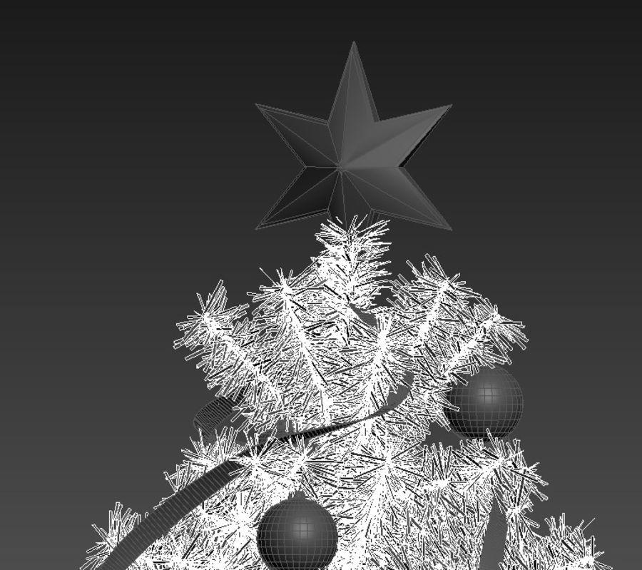 크리스마스 트리 royalty-free 3d model - Preview no. 8