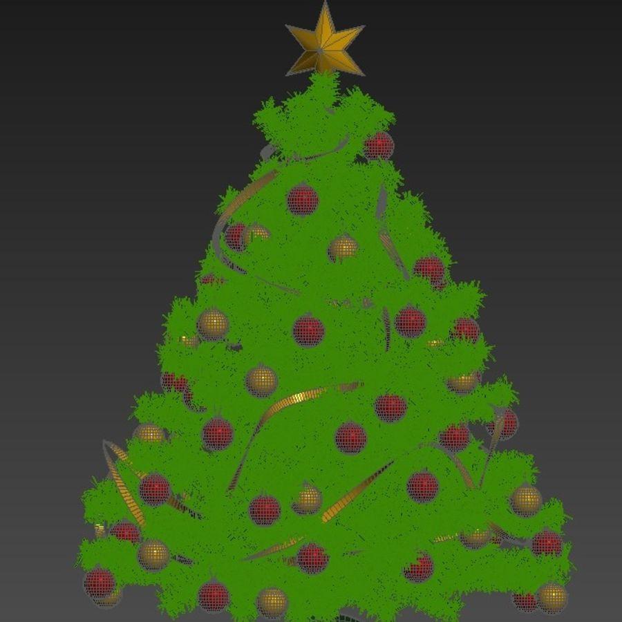 크리스마스 트리 royalty-free 3d model - Preview no. 9