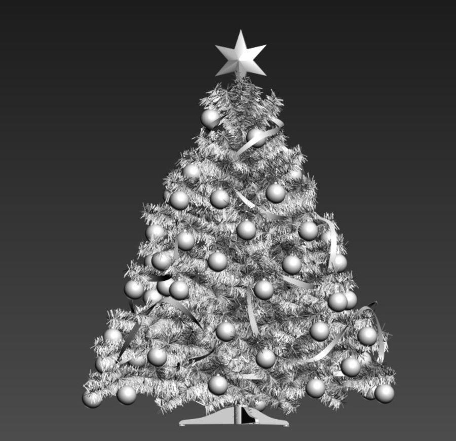 크리스마스 트리 royalty-free 3d model - Preview no. 11