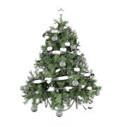 Kerstboom 3d model