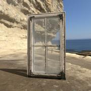 Opuszczone okno 3 3d model