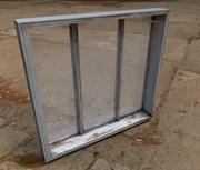 Abandoned window 8 3d model