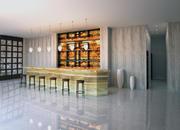 bar-taproom-tavern 3d model