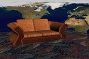 Double Seater sofa 3d model