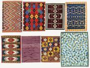 Vintage turkish kilim rugs vol 13 3d model