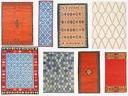 Vintage turkish kilim rugs vol 14 3d model
