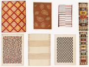 Vintage turkish kilim rugs vol 15 3d model