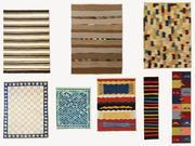 Vintage turkish kilim rugs vol 16 3d model