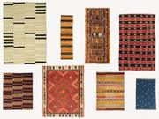 Vintage turkish kilim rugs vol 18 3d model