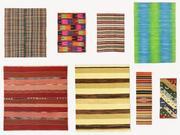 Vintage turkish kilim rugs vol 19 3d model