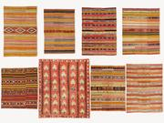 Vintage turkish kilim rugs vol 20 3d model