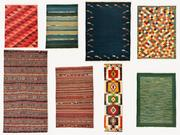 Vintage turkish kilim rugs vol 21 3d model
