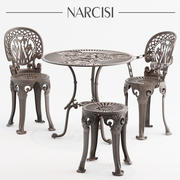 Narcisi Fast Collection(1) 3d model