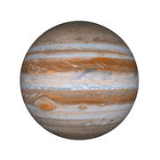 Jupiter 3d model