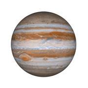 Júpiter 3d model