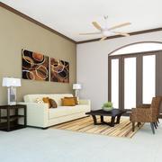 High def Classic living Room 4 3d model