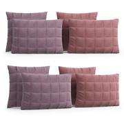 Muuto Soft Grid Cushion 3d model